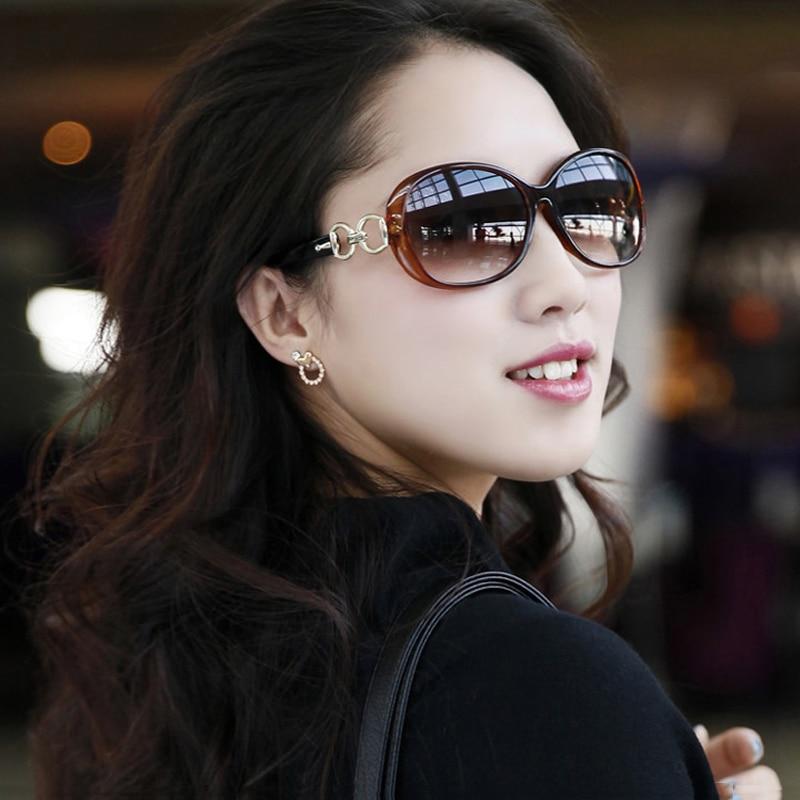 white black 5 Sonnenbrille Shippping Farben Polarisierte Weiblichen Freie Edlen Preis Mode Frauen brown Brillen Red Königin Vintage purple 2016 qFZavAF