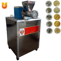 UDMS 60 Multi functional flour food/macaronis/shell crispy/pizza rolls/whelk crispy making machine