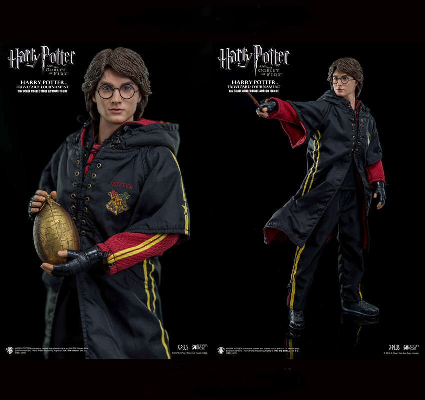 SA0008 The 1/6th Scale Harry Potter (Tri-wizard Tournament Version) 12 Collectible Action Figure Doll Toys Gift star ace toys sa0001 the 1 6 scale young harry potter and the sorcerer s stone collectible action figure dolls gift collections