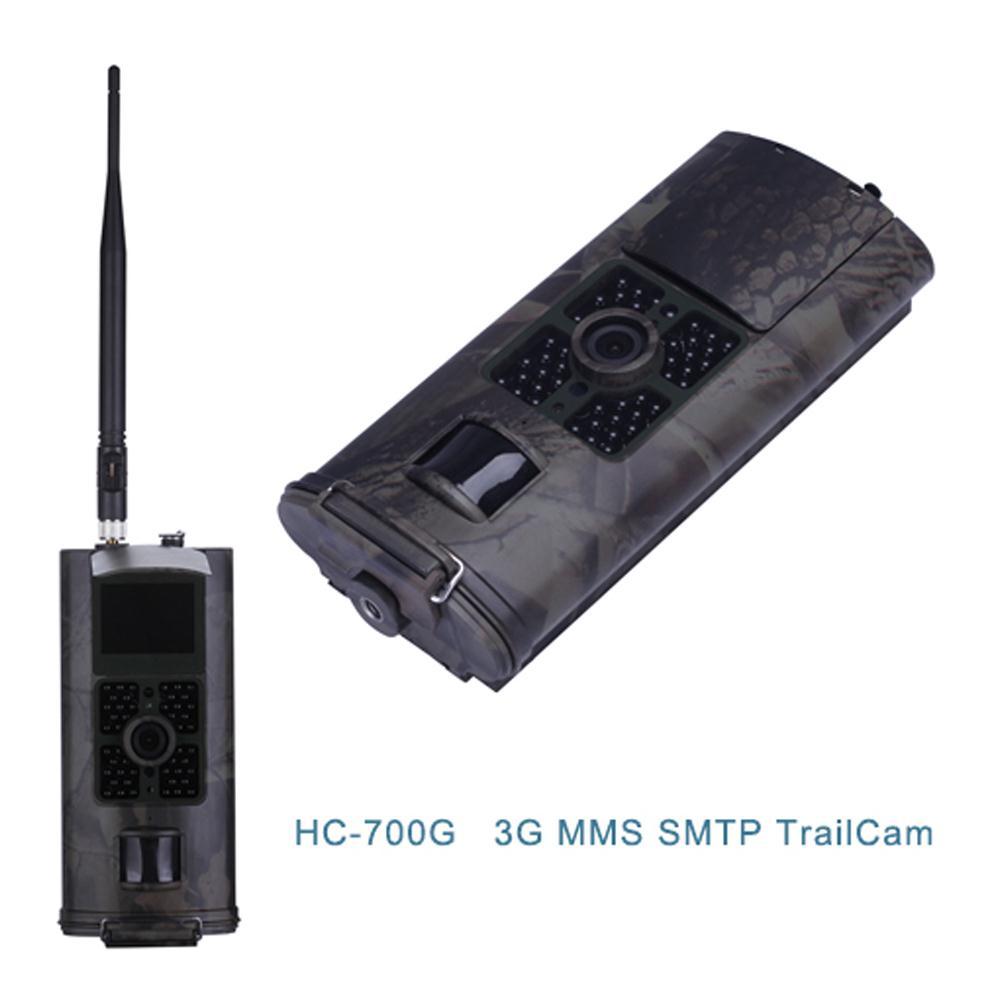 Caméra de chasse caméra de chasse IR caméra de piste 16MP WCDMA/CDMA multifonction 3G MMS GPRS faune