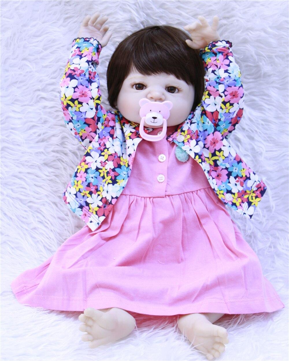 NPKCOLLECTION bebe realistica bambola soft real tocco delicato silicone reborn bambini che giocano i giocattoli per i bambini della ragazza Regalo Di NataleNPKCOLLECTION bebe realistica bambola soft real tocco delicato silicone reborn bambini che giocano i giocattoli per i bambini della ragazza Regalo Di Natale