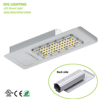EEG LIGHTING LED Street Lights 30W 40W 60W 100W Bridgelux Road Highway Garden Park Lights 85