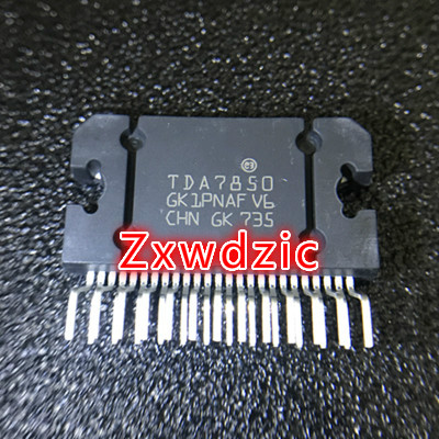 1PCS TDA7850 <font><b>TDA7850A</b></font> ZIP-25 new and original IC image