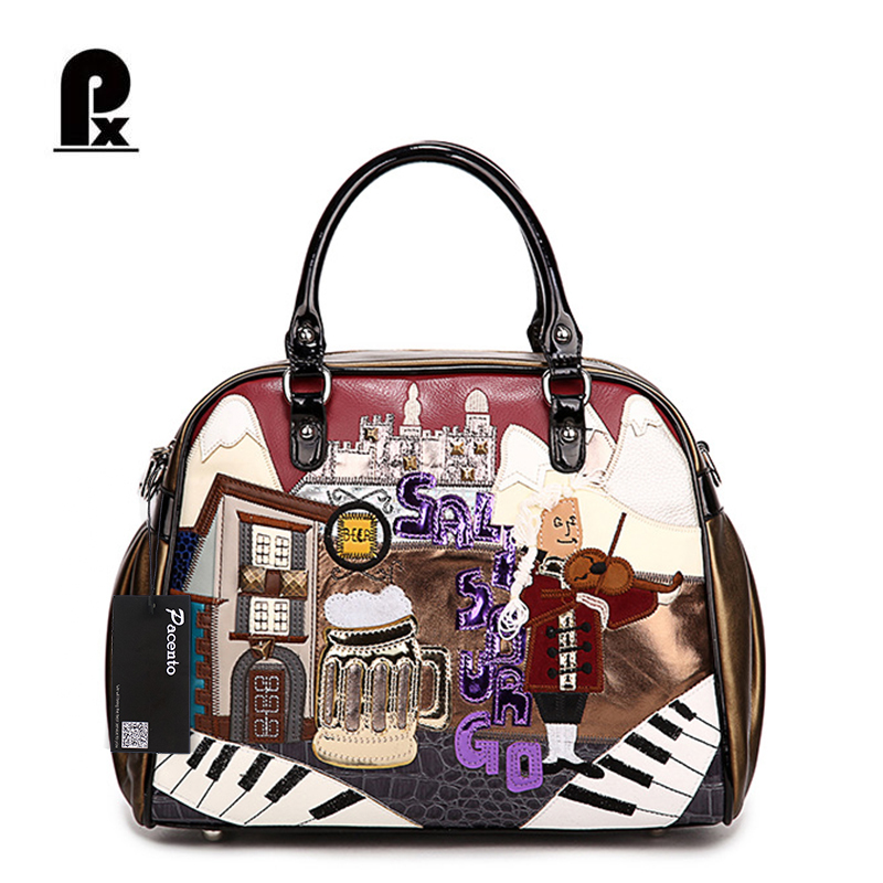 Borse Bag Verona : Luxury brand women leather handbags cartoon bag italy