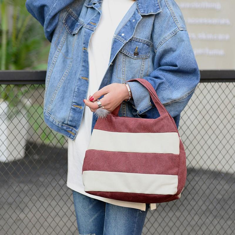 Famous Brand Women Shoulder Bag Casual Canvas Shopping Tote Bags Handbag for Women Beach Totes Shoulder Bag Hobos Bolso Mujer (36)
