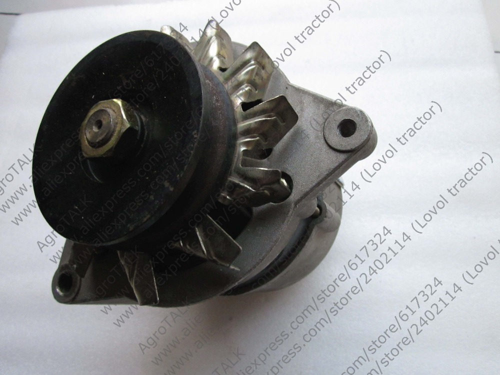 Quanchai QC385T for Foton tractor FT244 FT254, the alternator, part number: 2308500500300 цена