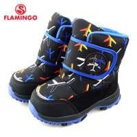 QWEST Warm Zip & Lace-Up Mode Leder Boot Hohe Qualität Anti-slip Kid Schuh für Jungen Größe 35-41 82WB-SP-0537