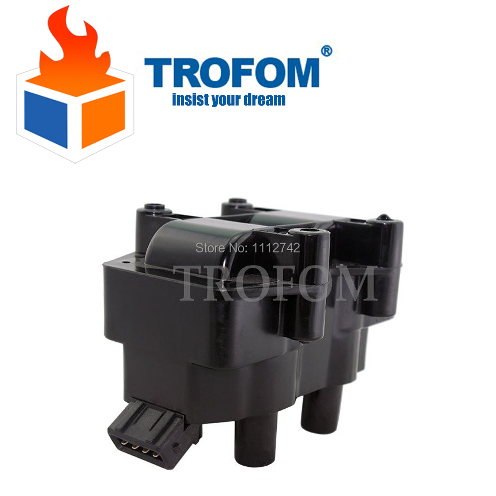 Ignition Coil For Vauxhall Opel Astra F G 3 4 Calibra A Omega B Vectra Timing Marks Cavalier 18 20 90458250 96062288 9616597080 2526035a