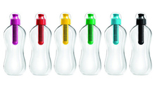 Water Bobble Hydration Filter Bottle Portable Filtered Drinking Outdoor Sport Bottle Activated Carbon Filter Replace Head KC1590