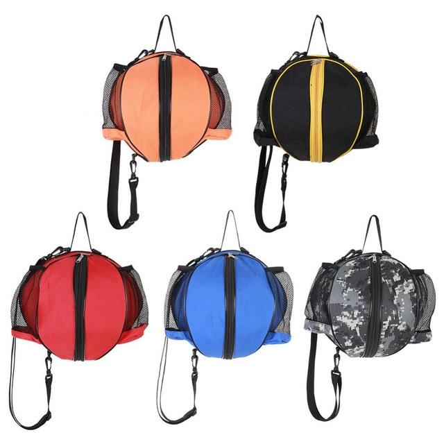 Hombro deportes al aire libre del balón de fútbol para niños Nylon equipo  de entrenamiento accesorios 43f8a8035967c