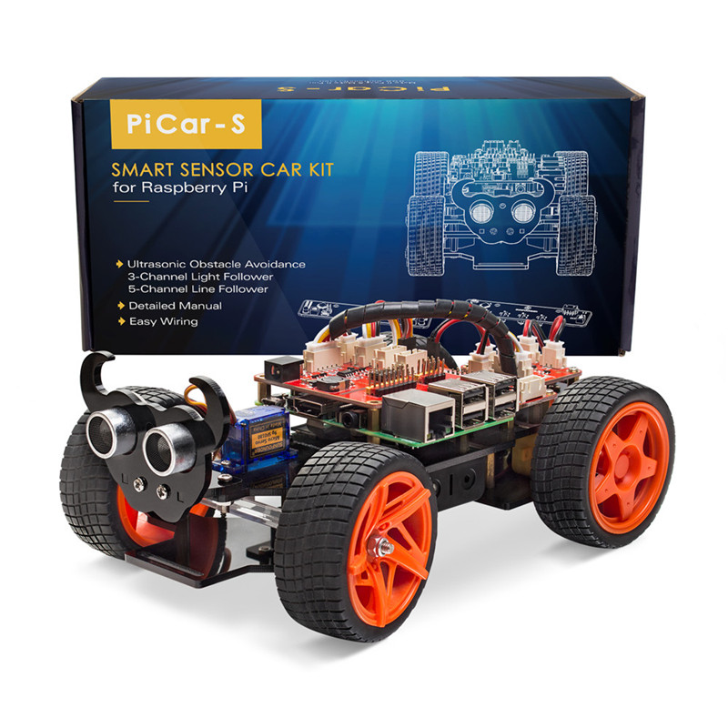 Raspberry pi remote control rc car