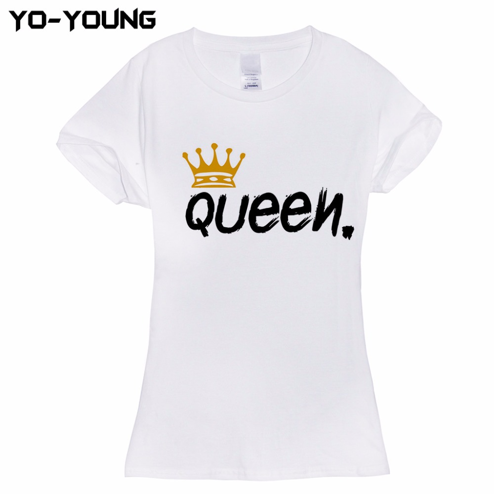 Couple t shirt design white -  Shirt Design White King And Queen Couple T Download