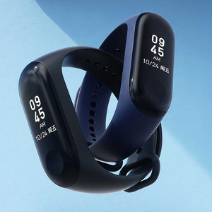 "Image 2 - Xiaomi Mi Band 3 Smart Bracelet 4 Color OLED Screen Miband 3 Smartband Fitness Tracker 0.78"" 50M Waterproof Smart Wristband"