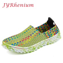 JYRhenium New Arrival Lovers' Sport Shoes Running Shoes Breathable Light Mesh Sneakers Super Cool Athletic Outdoor Shoes Slip