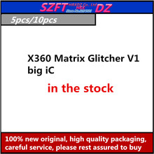 SZFTHRXDZ 5PCS 10PCS X360 Matrix Glitcher V1 Blauw PCB grote iC (Om de fysieke beeld, neem contact met ons)