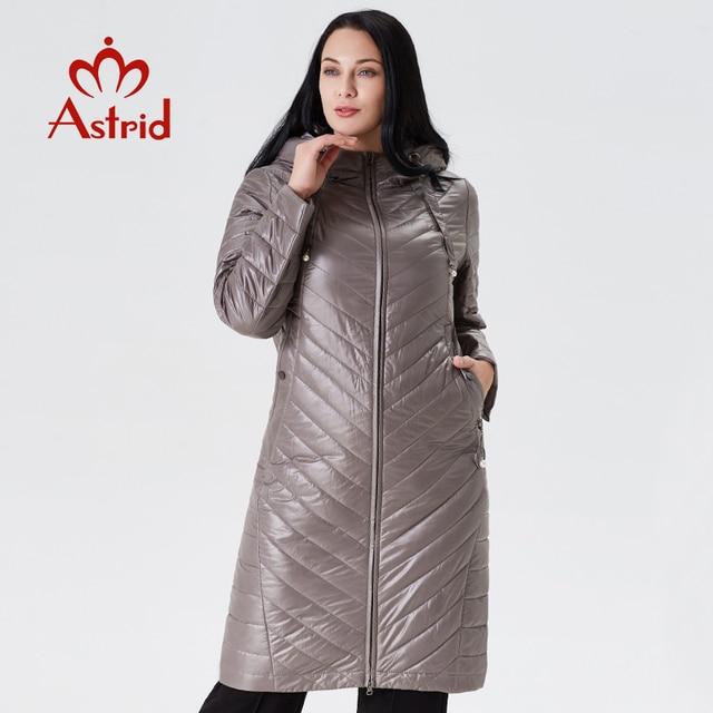 2019 Winter Female jacket long Cotton women big coat Hooded Slim fit Outwear Parka manteau femme hiver ukraine plus size AM2233