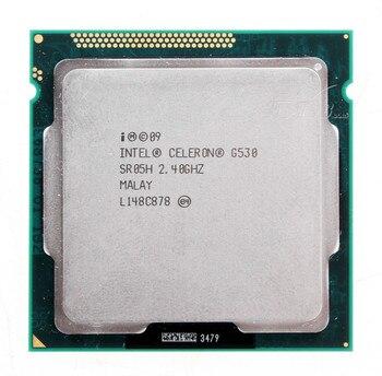 기존 g530 cpu 프로세서 셀러론 g530 2 m 캐시, 2.40 ghz lga 1155 tdp 65 w 데스크탑 cpu