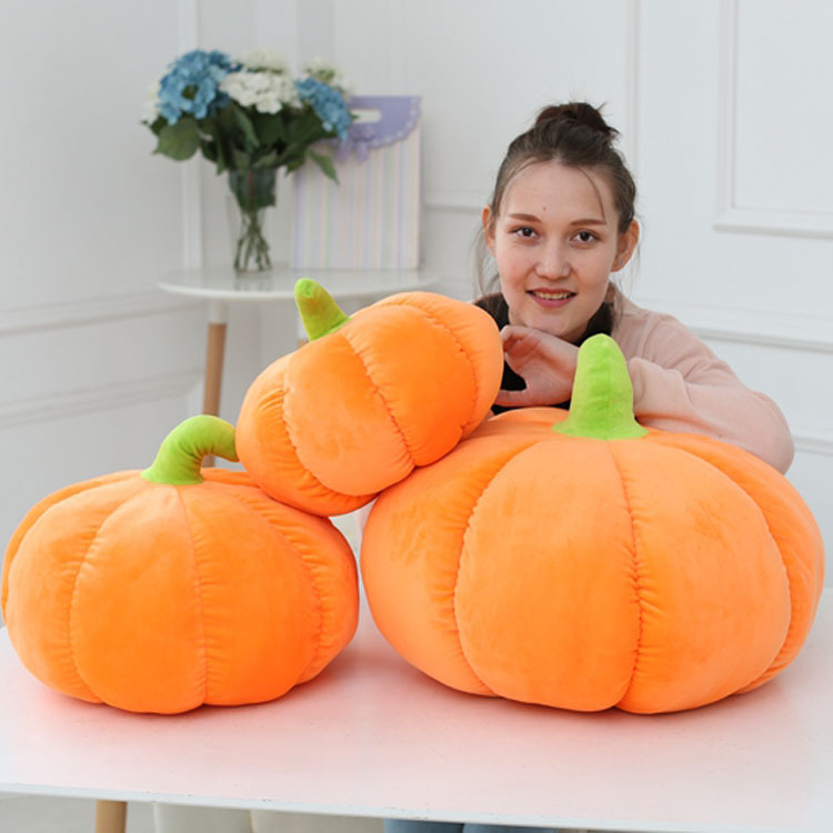 60cm*55cm Creative Simulation Halloween Sofa plush toys stuffed doll big pumpkin Cushion pillow Home Decoration Cushion власов александр иванович катрены