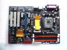 original P5P43TD Socket LGA 775 DDR3 ATX desktop motherboard