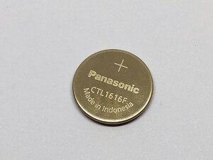 Panasonic CTL1616 ctl16f новый оригинальный Солнечный аккумулятор, запасной аккумулятор, часы, кнопки, батареи CTL 1616