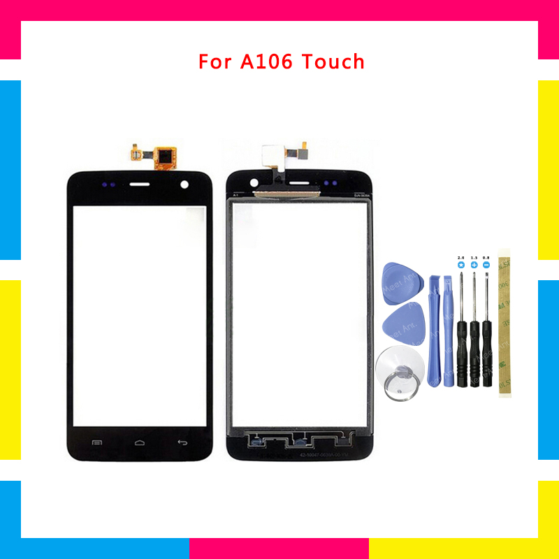 "Replacement High Quality 4.7"" For Micromax Unite 2 A106 SmartPhone Touch Screen Digitizer Sensor Outer Glass Lens Panel"