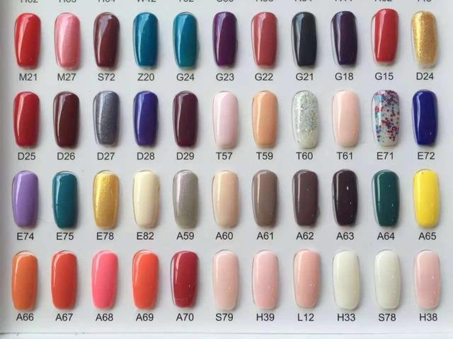 Free Shipping Nail Polish, Colorful Nail Varnish more than 300 ...