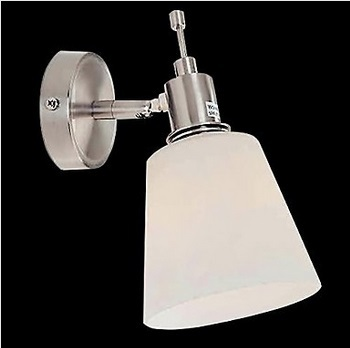 ФОТО 1 Light  E14 Simple Modern LED Wall Lamp Light For Bedroom Home Lighting, Led Wall Sconce Bulb Included Free Shipping