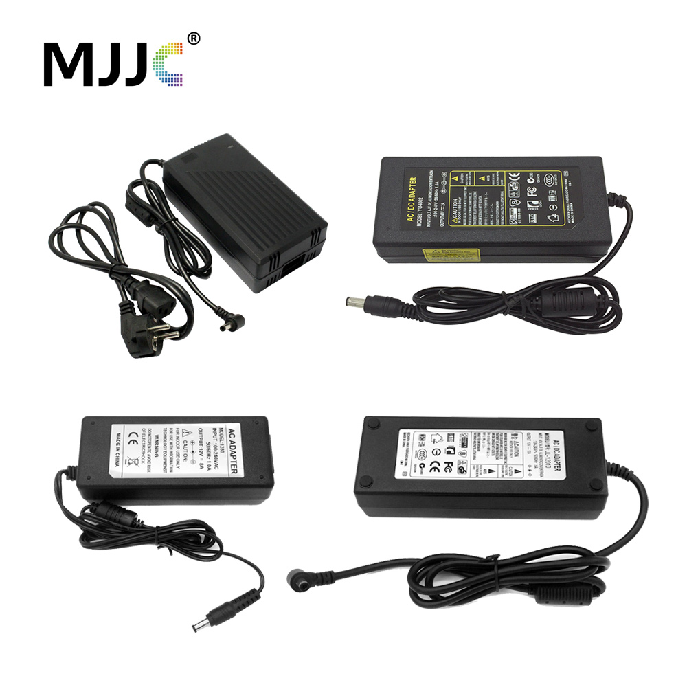 цена на DC12V Power Supply 24V 12V 5A Power Adapter 110V 220V AC to 12 volt Transformer 10A 15A DC24V Power Supply for LED Strip