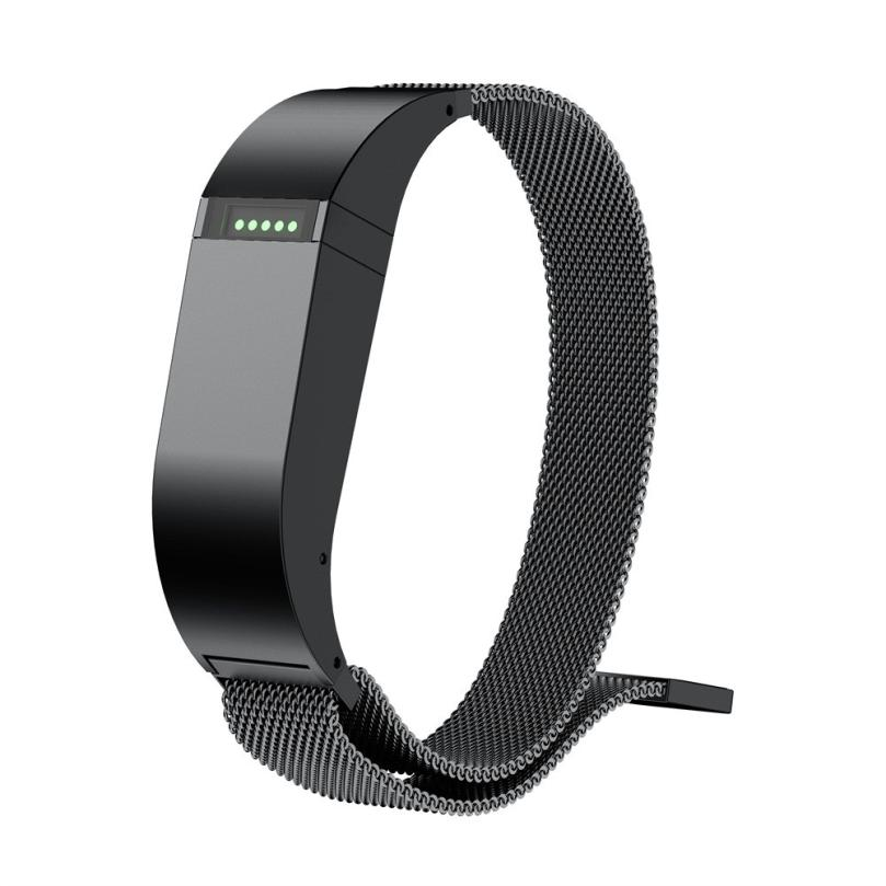 Milanese Magnetic Loop Stainless Steel Smart Watch Band For Fitbit Flex 2 5.51 Drop Shipping Mar 13