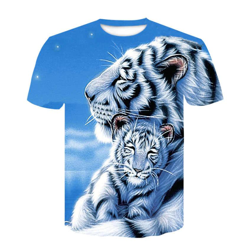 Marka Rusya T-shirt Ayı kaplan Gömlek Savaş Gömlek Askeri Giysiler Tabancası Tees Tops Erkekler 3d T shirt 2019 Serin yabancı şeyler Tee
