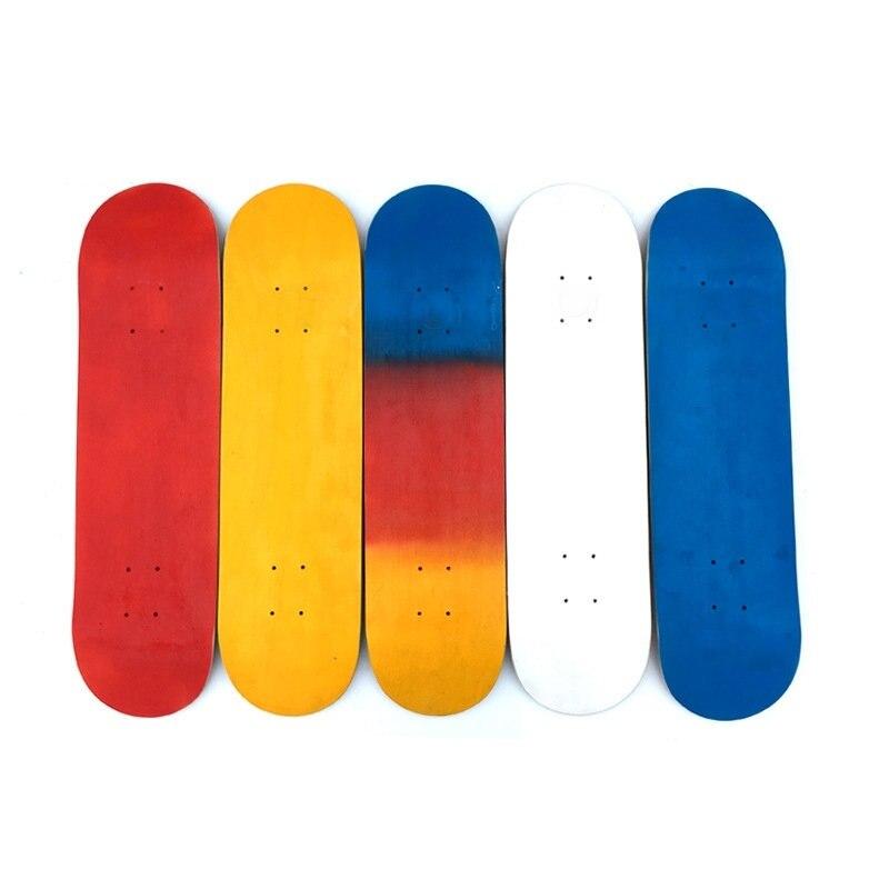 Planche à roulettes complète en érable pour enfants adultes 31