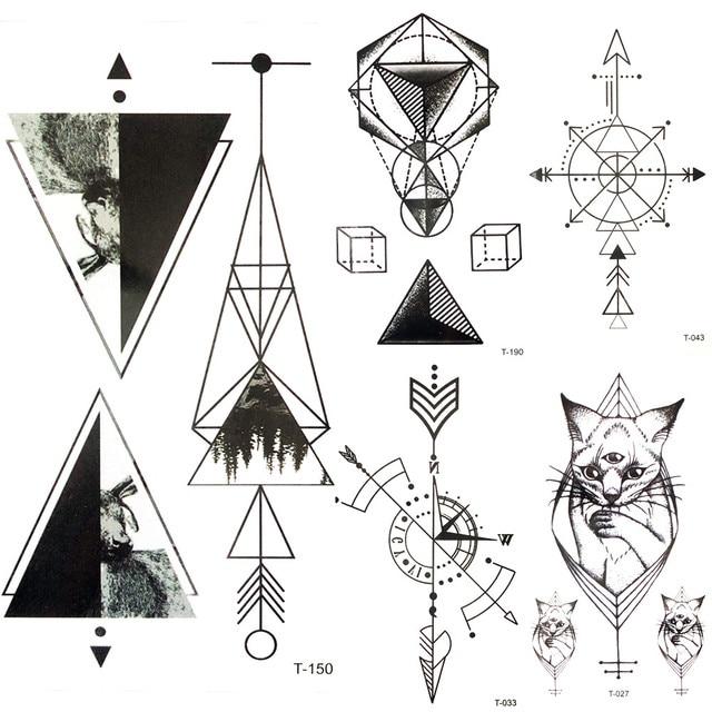 sommer hei er dreieck geometrische black mountain. Black Bedroom Furniture Sets. Home Design Ideas