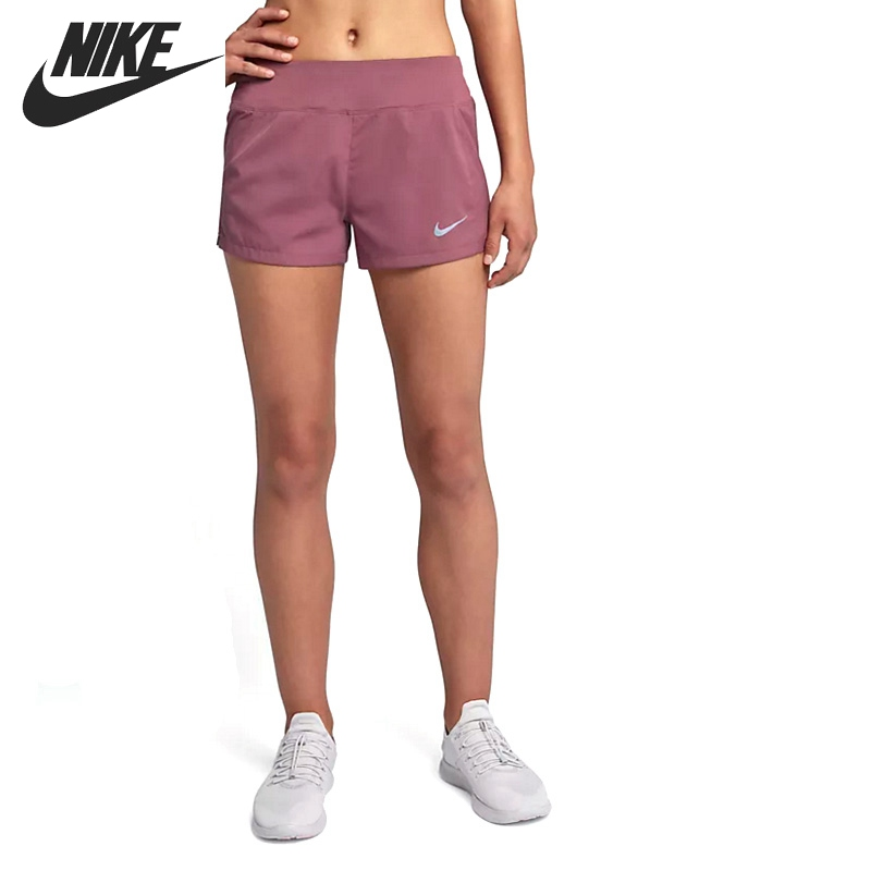 Original New Arrival  NIKE ECLIPSE 3IN SHORT Women's Shorts Sportswear