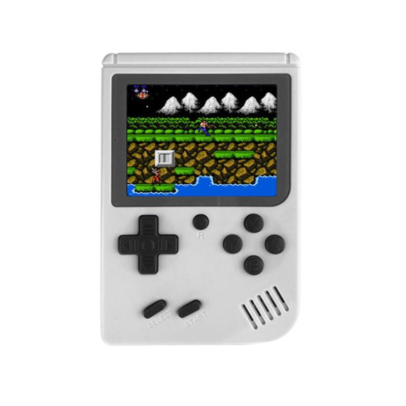 Game Console 8 Bit Retro Mini Pocket Handheld Player +Handle Built-in 168 Classic Games Best Gift for Child Nostalgic Player 18