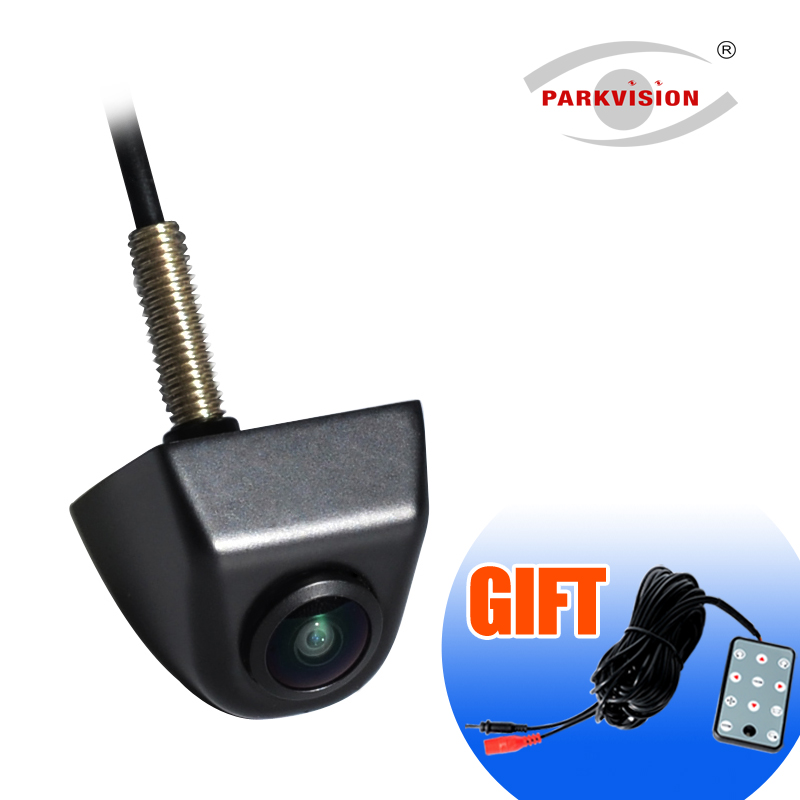 HD 180 Degree Full View Universal Car Camera Front Reverse Rear View Backup Wide Angle Reversing Backup Parking Line for Driving