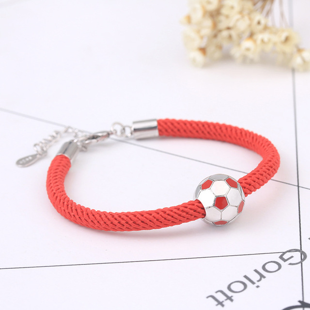 MOONROCY Red Rope Bracelets...