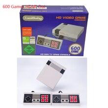 Coolbaby RS-39 HDMI/AV HD Ретро Классический Портативный игровой плеер Семейный Мини ТВ игровая консоль встроенный 600 игры