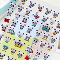 1 pcs Cute Panda 3D Bubble Sticker Decoration Decal DIY Diary Album Scrapbooking Kawaii Stationery Post It