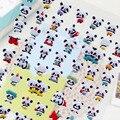 1 unids Lindo Panda 3D Etiqueta Engomada de la Burbuja Decoración de la Etiqueta DIY Diario Álbum Scrapbooking Kawaii Papelería Post It