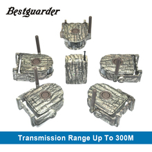 Bestguarder 300 Mt Range Hunting Detektor Alarm 360 Grad Wald Falle Wildlife Alarm Jagd Überwachung Detektor Spiel Alarm
