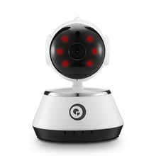 Wireless WiFi USB Baby Monitor Alarm Home Security IP Camera