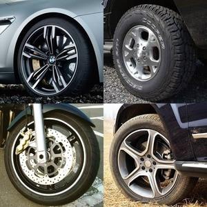 Image 5 - Tire Repair Kit, 65pcs Heavy Duty Flat Tire Repair Set for Motorcycles ATVs UTVs Tractors Lawn Mowers Trucks Jeeps Cars Bikes