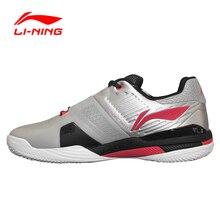 Li-ning uomini tennis shoes ammortizzazione traspirante stabilità supporto professionale delle sneakers sport shoes li-ning atak007 xyw011(China (Mainland))