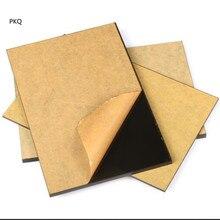 Черный белый плексигласовый акриловый Perspex листовая пластиковая доска Perspex панель органического стекла полиметилметакрилат