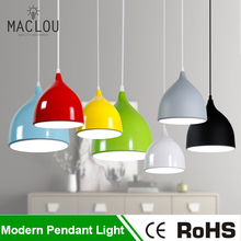 Modern Pendant Lights Nordic Hanglamp Design Lamp Kitchen Fi