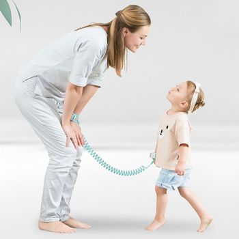 Kids Safety Harness Adjustable Child Wrist Leash Walking Assistant Wristband Baby Anti-lost Belt