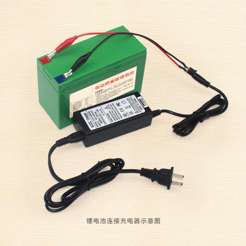 Lithium 6V 10Ah 4.5Ah 12Ah 16Ah 20Ah 2s 7.4V Battery Pack 100w not lead acid for solar light Electric baby car kid toy led lamp