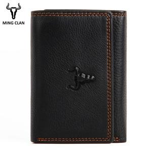 Men Wallets Slim Card Wallet F