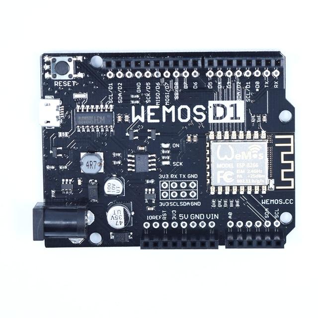 WeMos D1 R2 V2.1.0  WiFi uno based ESP8266 for arduino nodemcu Compatible