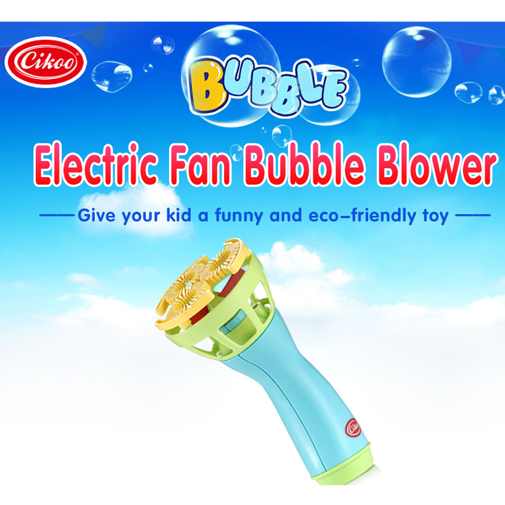 Summer Funny Magic Bubble Blower Machine Bubble Maker Mini Fan Kids Outdoor Toys Aug23